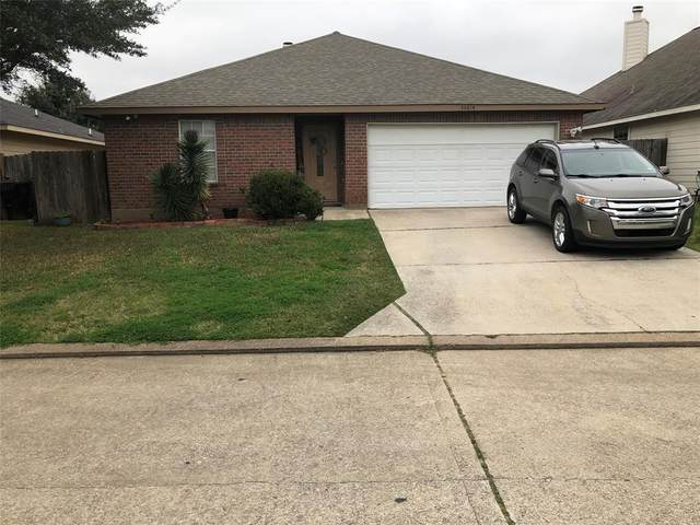34614 Lake Side Drive, Brookshire, TX 77423 (MLS #51776784) :: Michele Harmon Team