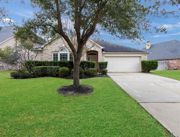 15903 Azalea Shores Court, Houston, TX 77044 (MLS #51794426) :: The Jennifer Wauhob Team
