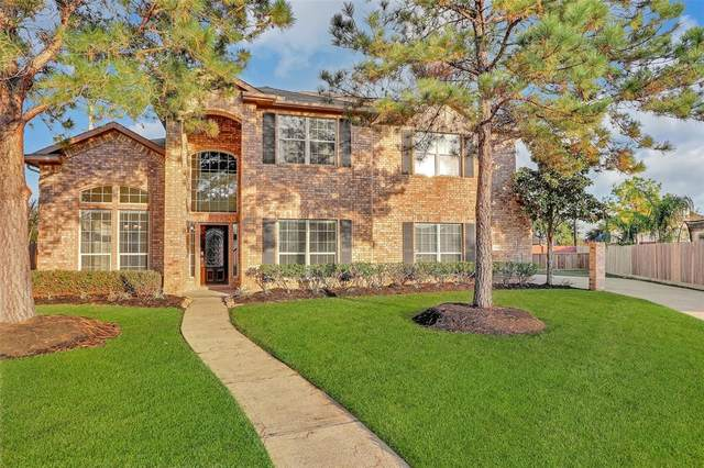 2401 Dry Bank Lane, Pearland, TX 77584 (MLS #51828701) :: Michele Harmon Team