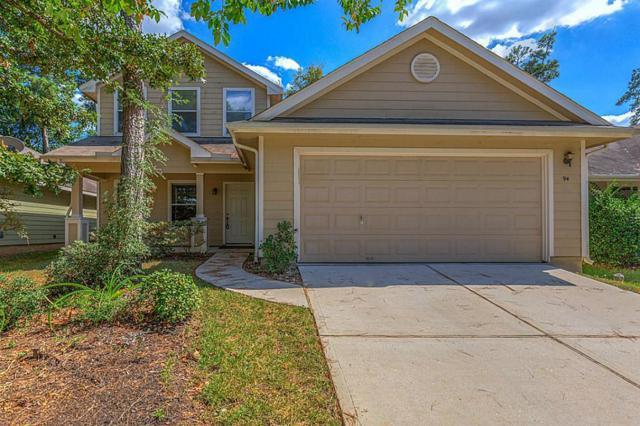 94 S Vesper Bend Circle, The Woodlands, TX 77382 (MLS #51833992) :: Texas Home Shop Realty