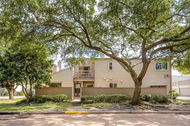 1539 Prairie Grove Drive #22, Houston, TX 77077 (MLS #51843703) :: The Parodi Team at Realty Associates
