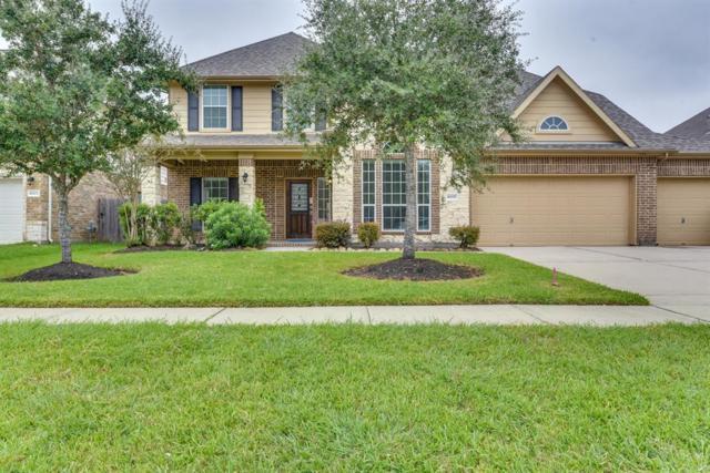 10027 Nathans Cove, Houston, TX 77089 (MLS #51851185) :: Caskey Realty