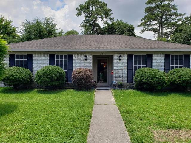 2615 Brown Hill Drive, Spring, TX 77373 (MLS #51857052) :: The SOLD by George Team