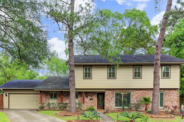 12526 Carriage Hill Drive, Houston, TX 77077 (MLS #51876321) :: JL Realty Team at Coldwell Banker, United