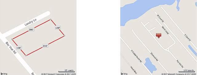 1916 Bosarge Street, Crystal Beach, TX 77650 (MLS #51879742) :: The Parodi Team at Realty Associates