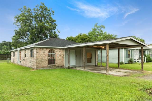 6607 S Lincoln Drive, Hitchcock, TX 77563 (MLS #51881584) :: Texas Home Shop Realty