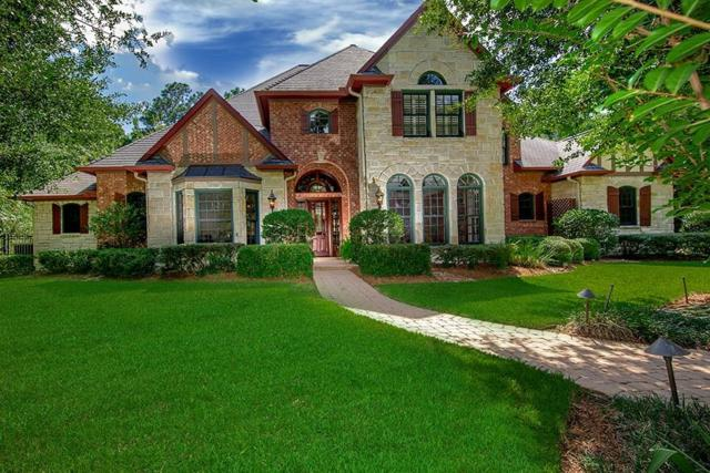 15 Baronial Circle, The Woodlands, TX 77382 (MLS #51903875) :: The SOLD by George Team