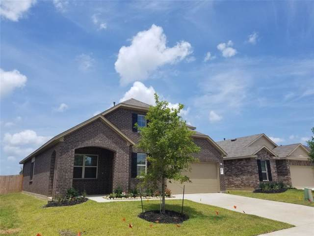 7031 Bonaire Vista, Conroe, TX 77304 (MLS #51911634) :: Texas Home Shop Realty