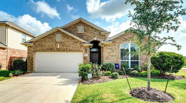 9843 Deborah Colony Lane, Humble, TX 77396 (MLS #51918860) :: Christy Buck Team