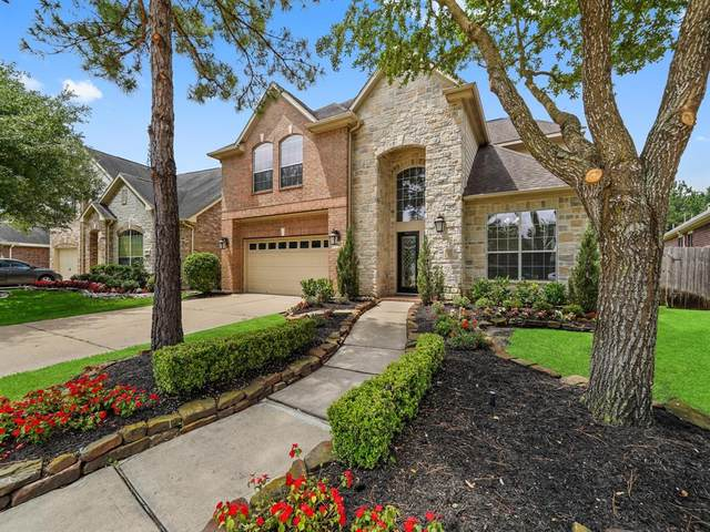 5010 Shadow Breeze, Katy, TX 77494 (MLS #51919767) :: The SOLD by George Team