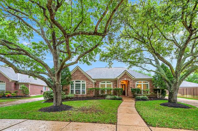 1623 Cottage Point Drive, Katy, TX 77494 (MLS #51933485) :: The Home Branch