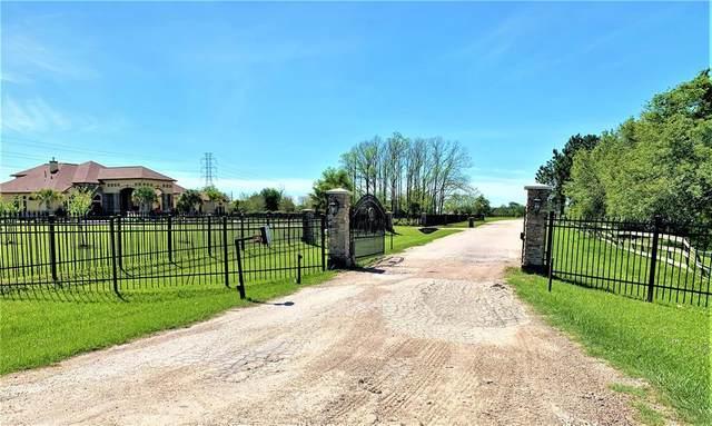 0 Anthonia Lane, Richmond, TX 77406 (MLS #51935264) :: The Heyl Group at Keller Williams