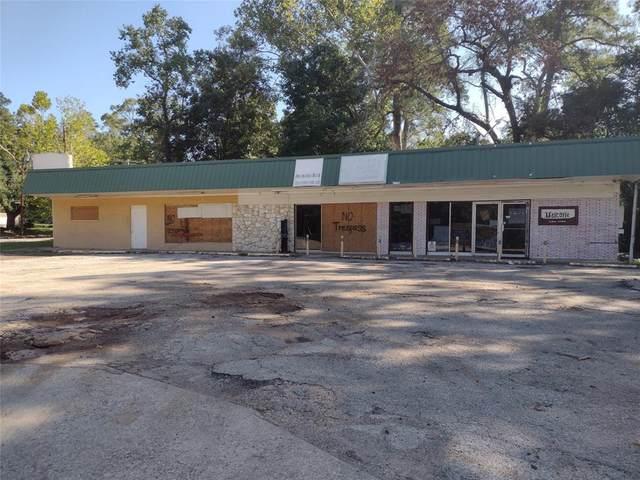 1216 N Roberson Street, Conroe, TX 77301 (#5194480) :: ORO Realty