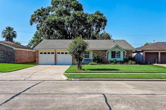 1126 E Lambuth Lane, Deer Park, TX 77536 (MLS #5196666) :: Bay Area Elite Properties