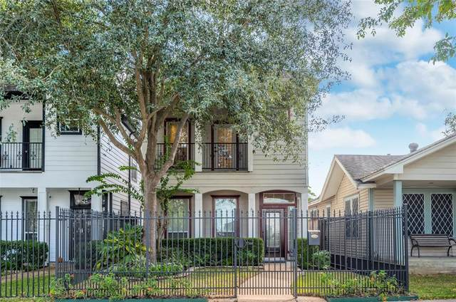 1020 E 27th Street, Houston, TX 77009 (MLS #51973703) :: Keller Williams Realty