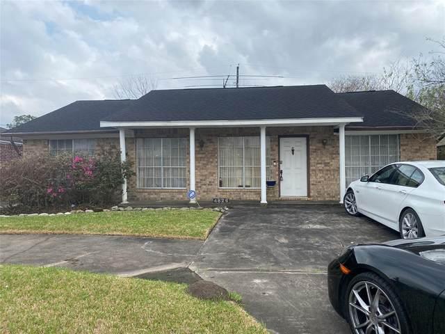 4826 Meadow Park Drive, Houston, TX 77048 (MLS #51985926) :: Homemax Properties