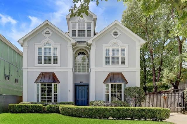 6516 Auden Street, Southside Place, TX 77005 (MLS #51990350) :: The Home Branch