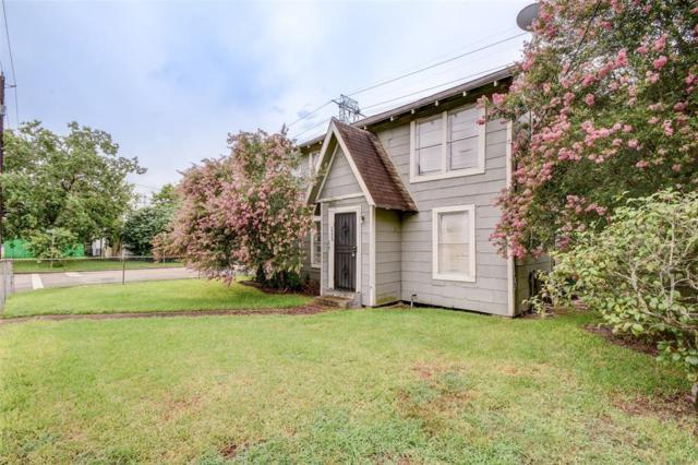 4001 Elysian Street, Houston, TX 77009 (MLS #51993722) :: Giorgi Real Estate Group