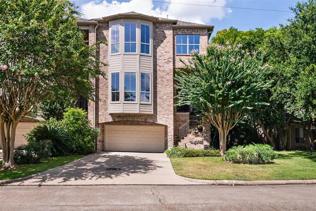 12614 Briar Patch Road A, Houston, TX 77077 (MLS #52007280) :: Keller Williams Realty