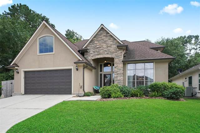 3813 Walden Estates Drive, Montgomery, TX 77356 (MLS #52009950) :: The Home Branch