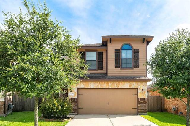 630 Aulia Lane, Spring, TX 77386 (MLS #52013879) :: The SOLD by George Team