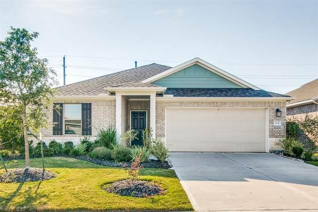 7631 Pampero Lane, Baytown, TX 77523 (MLS #52022859) :: Caskey Realty