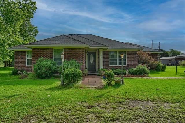 109 Lucky Lane, Brenham, TX 77833 (MLS #52030941) :: The Freund Group