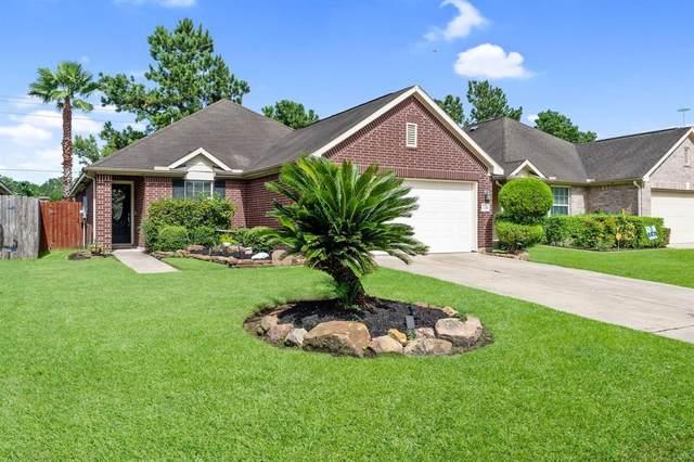 22454 Highfield Ridge Lane, Spring, TX 77373 (MLS #52033109) :: The Heyl Group at Keller Williams