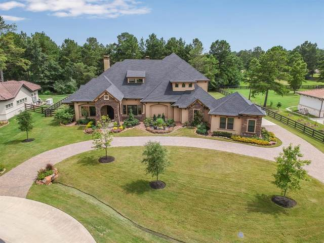 28 Royal King Road, Tomball, TX 77377 (MLS #52036368) :: The SOLD by George Team