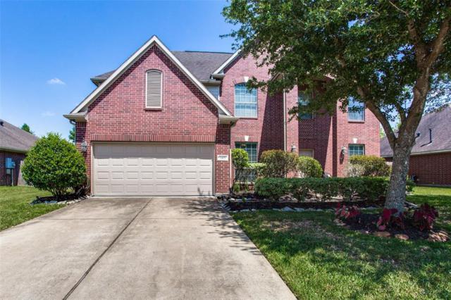 3407 Norma Lane, Pearland, TX 77584 (MLS #52062927) :: Oscar Fine Properties