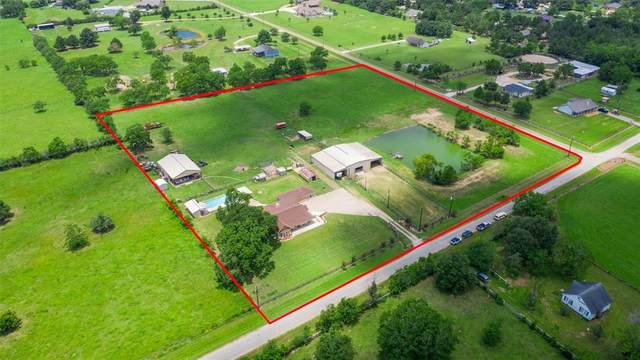 20107 Cross Pasture Road, Waller, TX 77484 (MLS #52063778) :: The SOLD by George Team