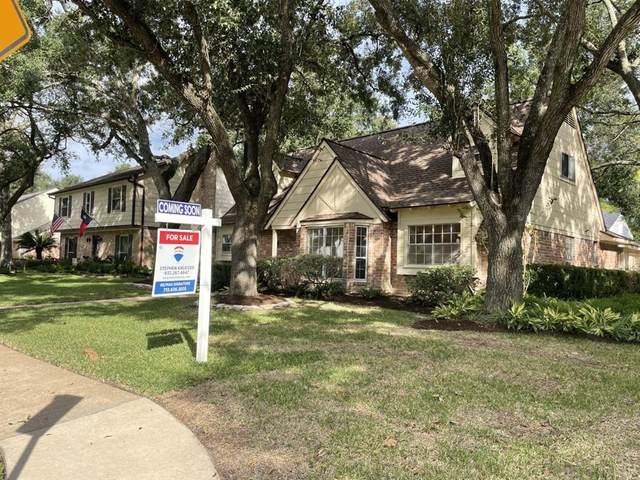 1827 Firhill Drive, Houston, TX 77077 (MLS #52069578) :: The Sansone Group