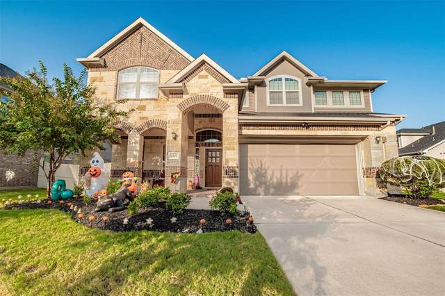 2207 Parkside Trace Court, Katy, TX 77493 (MLS #52069848) :: The Freund Group