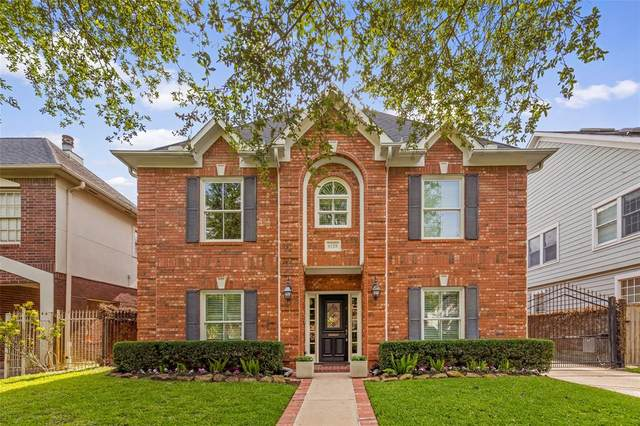 6128 Fordham Street, West University Place, TX 77005 (MLS #52081437) :: The Bly Team