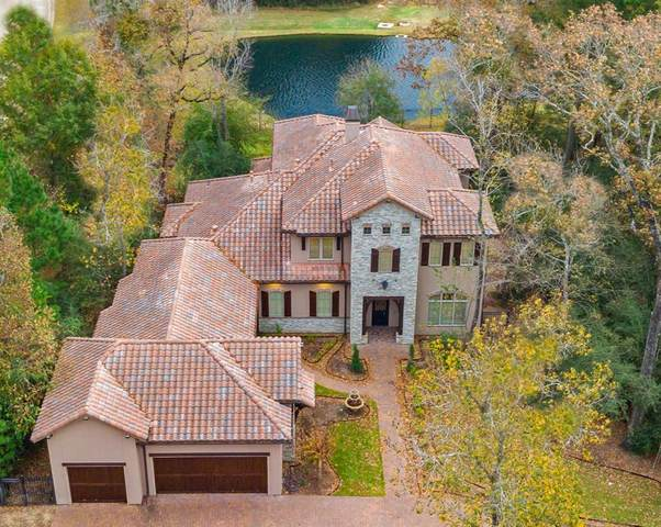 10 N Bayou Club Court, The Woodlands, TX 77389 (MLS #52090354) :: The Home Branch