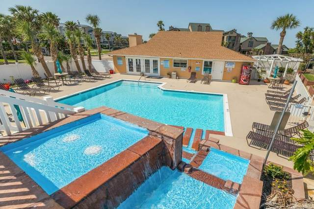 3506 Cove View Boulevard #1508, Galveston, TX 77554 (MLS #52094765) :: The Bly Team