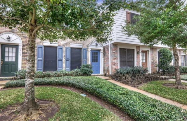 2810 Grants Lake Blvd #905, Sugar Land, TX 77479 (MLS #52098280) :: Texas Home Shop Realty