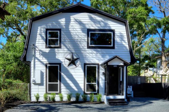 610 Front Street, Richmond, TX 77469 (MLS #52100304) :: Texas Home Shop Realty