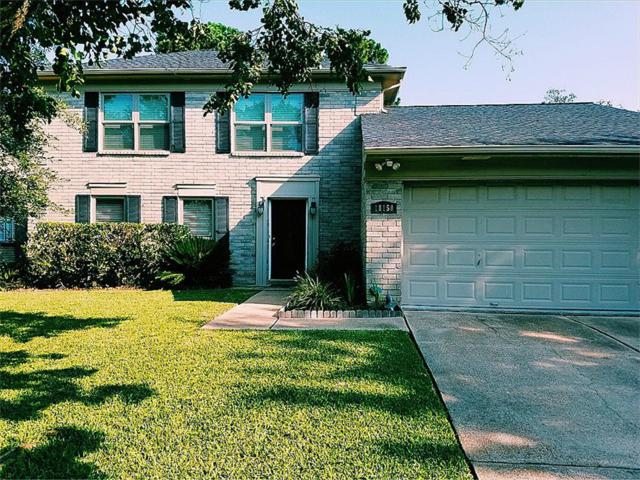 18150 Brooknoll Drive #1, Houston, TX 77084 (MLS #52112315) :: See Tim Sell