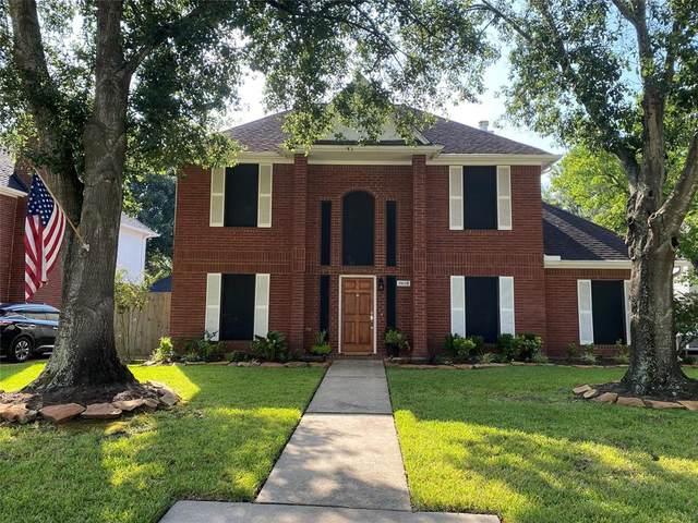 15115 Chetland Place Drive, Houston, TX 77095 (MLS #52113269) :: The Home Branch