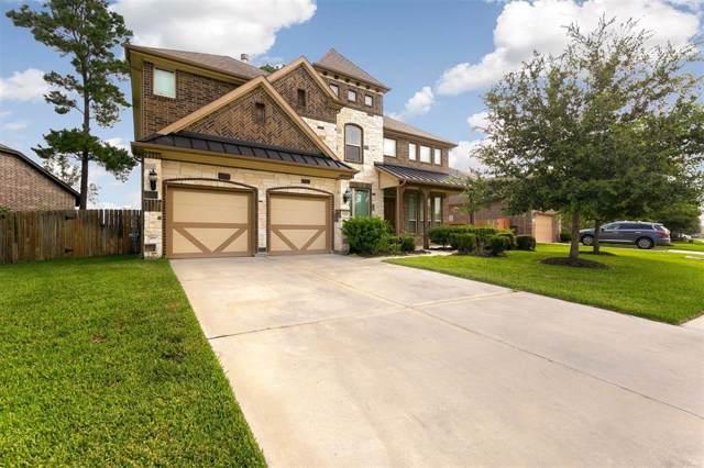 21319 S Kings Mill Lane, Kingwood, TX 77339 (MLS #52118515) :: The Parodi Team at Realty Associates