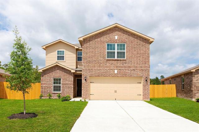 10907 Spring Brook Pass Drive, Humble, TX 77396 (MLS #52122466) :: Texas Home Shop Realty
