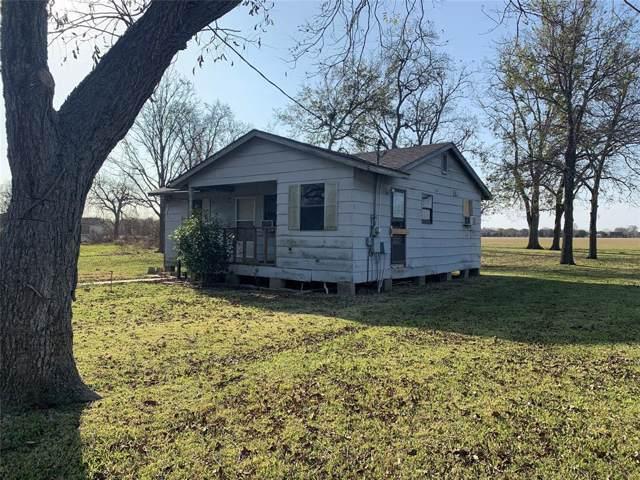 116 Everett Lane, Wharton, TX 77488 (MLS #52126517) :: Texas Home Shop Realty