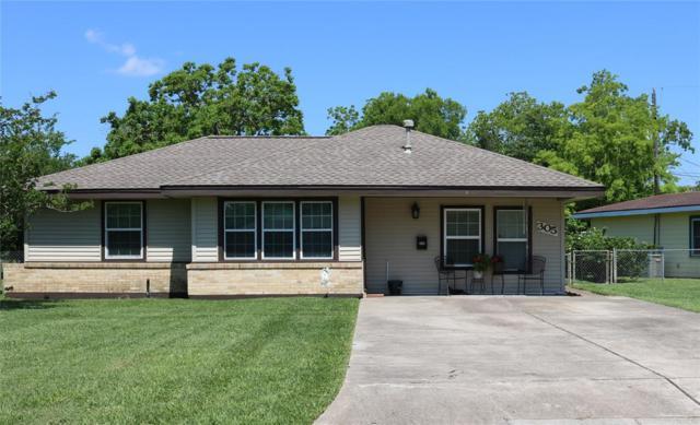 305 Meadow Lane, Hitchcock, TX 77563 (MLS #52133937) :: Texas Home Shop Realty