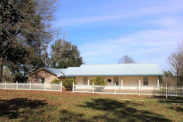 332 County Road 2107, Burkeville, TX 75932 (MLS #52135097) :: Texas Home Shop Realty