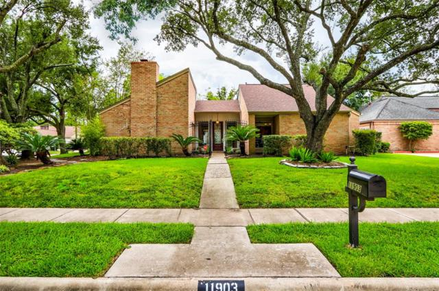11903 Cedar Pass Drive, Houston, TX 77077 (MLS #52142468) :: The SOLD by George Team