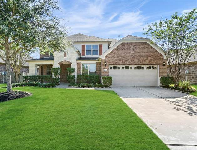 8218 Thunder Ridge Way, Missouri City, TX 77459 (MLS #52154278) :: Texas Home Shop Realty
