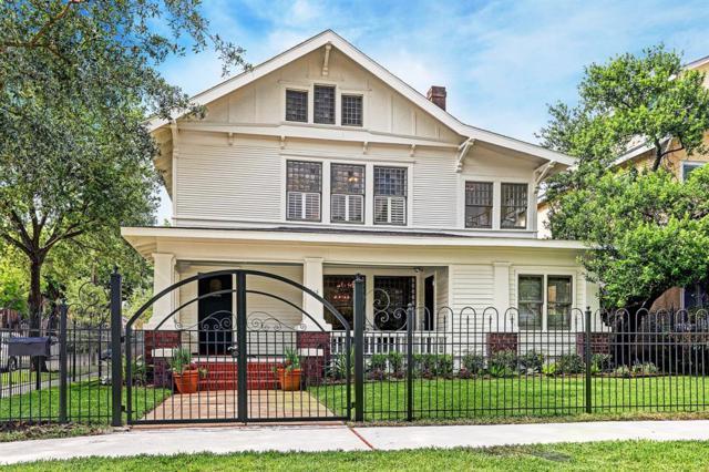 816 W Main Street, Houston, TX 77006 (MLS #52157661) :: The Heyl Group at Keller Williams