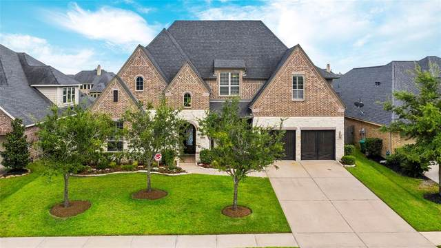 27927 Walsh Crossing Drive, Katy, TX 77494 (MLS #52161950) :: The SOLD by George Team