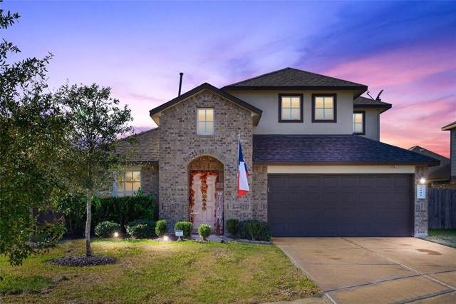 9906 Bezeled Circle Lane, Rosharon, TX 77583 (MLS #52169625) :: Texas Home Shop Realty